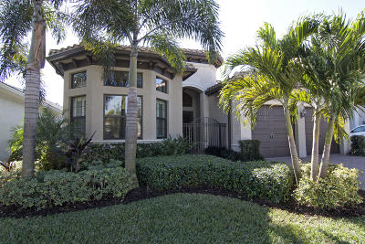 Delray Beach Single Family Home For Sale: 9114 Moriset Court