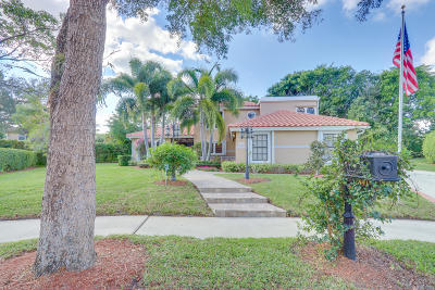 Boca Raton Single Family Home For Sale: 2891 NW 29th Avenue