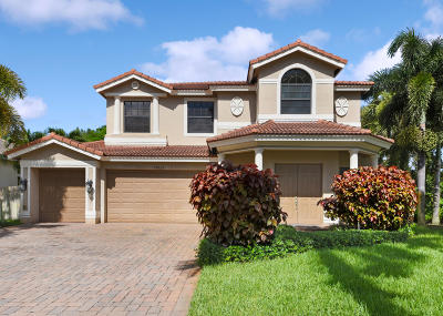 Boynton Beach Single Family Home For Sale: 12825 Pennell Pines Road