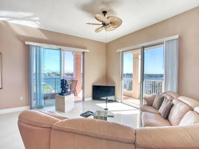 Lantana Condo For Sale: 804 E Windward Way #Ph17