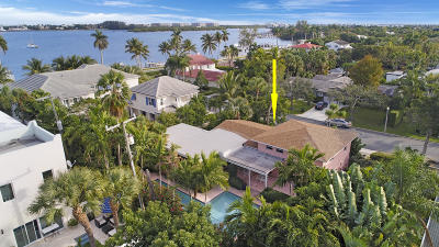 West Palm Beach Single Family Home For Sale: 121 Costello Road