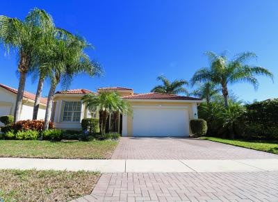 Boynton Beach Single Family Home For Sale: 10688 Richfield Way