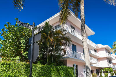 Palm Beach Condo For Sale: 401 Worth Avenue #201