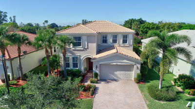 Royal Palm Beach Single Family Home For Sale: 2365 Bellarosa Circle