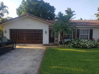 Boca Raton Single Family Home For Sale: 941 NW 10th Street