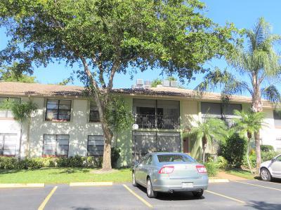Boynton Beach Condo For Sale: 9900 Pineapple Tree Drive #205