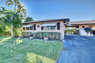 Delray Beach Single Family Home For Sale: 756 Whippoorwill Lane
