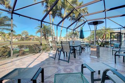 Lake Worth Single Family Home For Sale: 5174 Prairie Dunes Village Circle