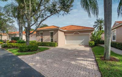 Boca Raton Single Family Home For Sale: 17370 Antigua Point Way