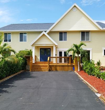 Boynton Beach Townhouse For Sale: 732 Rider Road