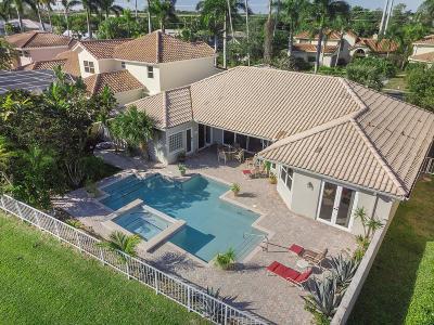 Boca Raton Single Family Home For Sale: 10960 Haydn Drive