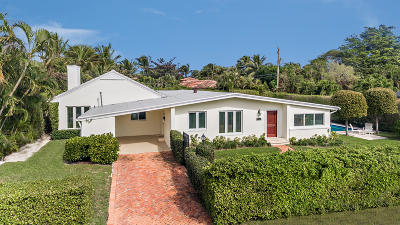 West Palm Beach Single Family Home For Sale: 227 Elwa Place