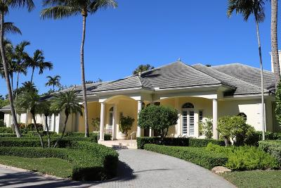Palm Beach Single Family Home For Sale: 227 Via Tortuga