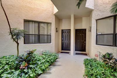 Boca Raton Single Family Home For Sale: 7460 La Paz Boulevard #106
