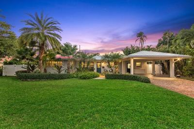 Delray Beach Single Family Home Contingent: 600 NW 7th Street