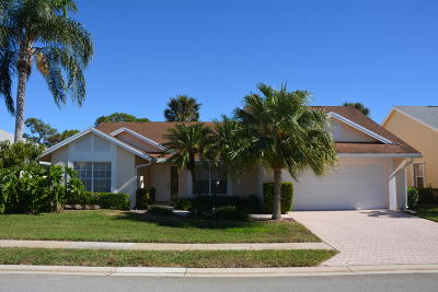 Jupiter Single Family Home Contingent: 116 Palomino Drive