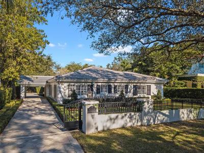 Miami-Dade County Single Family Home For Sale: 4949 San Amaro Court