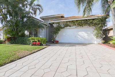 West Palm Beach Single Family Home For Sale: 8806 San Andros