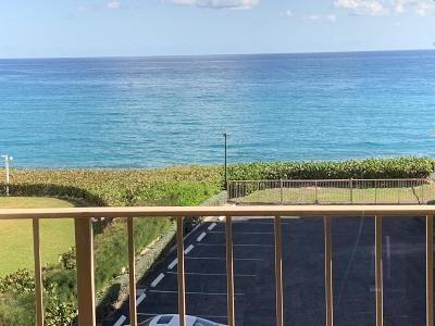Palm Beach Rental For Rent: 3200 S Ocean Boulevard #D501