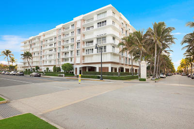 Palm Beach Condo For Sale: 100 Worth Avenue #222