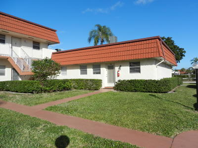 Royal Palm Beach Condo For Sale: 12018 Greenway Circle #108