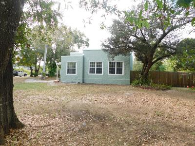 Fort Pierce Single Family Home For Sale: 2615 Sunrise Boulevard