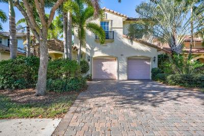 Palm Beach Gardens Single Family Home For Sale: 1911 Flower Drive