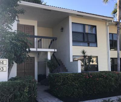 Boca Raton Condo For Sale: 6878 Willow Wood Drive #304