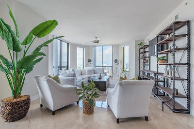 West Palm Beach Condo For Sale: 701 S Olive Avenue #1815