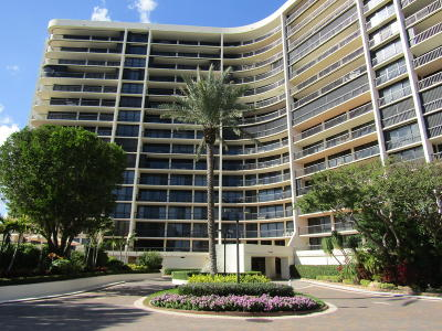 Highland Beach Rental For Rent: 4740 S Ocean Boulevard #315