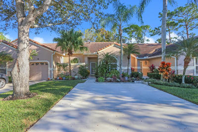 Palm Beach Gardens Townhouse For Sale: 2203 Heather Run Terrace