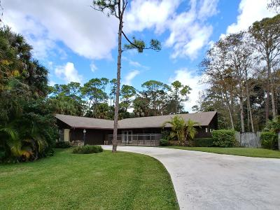 West Palm Beach Single Family Home For Sale: 8675 Thousand Pines Drive