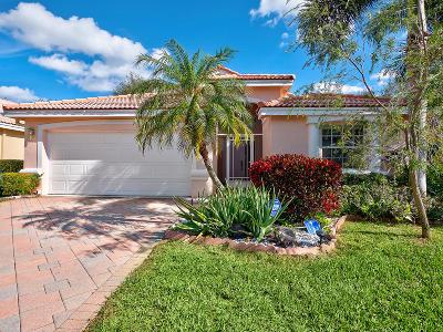 Boynton Beach Single Family Home For Sale: 12078 Tevere Drive