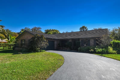 Coral Springs Single Family Home For Sale: 10422 NW 1st Court