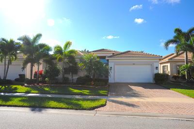Boynton Beach Single Family Home For Sale: 9820 Bluefield Drive