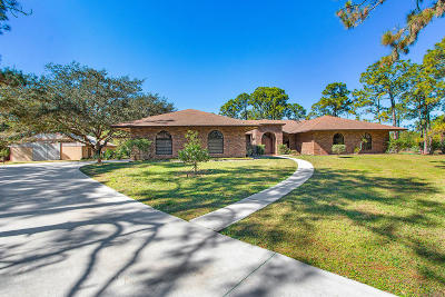 West Palm Beach Single Family Home For Sale: 13127 Silver Fox Lane