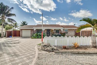 Delray Beach Single Family Home For Sale: 5352 Washington Road