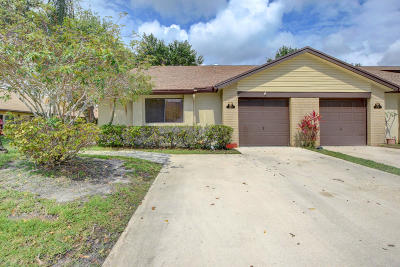 Royal Palm Beach Single Family Home For Sale: 149 Meander Circle