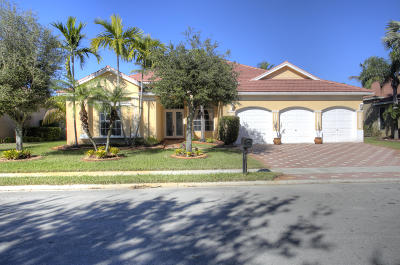 Pembroke Pines Single Family Home For Sale: 15957 SW 16 Street
