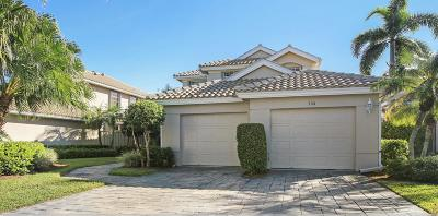 Palm Beach Gardens Single Family Home For Sale: 733 Pinehurst Way
