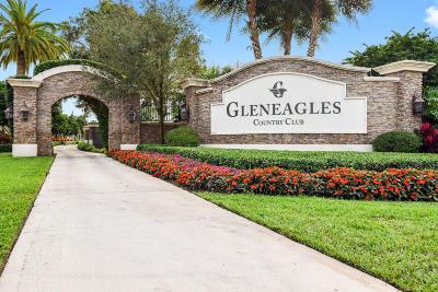 Delray Beach Condo For Sale: 7665 Glendevon Lane #1601