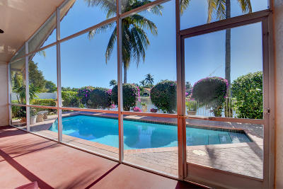 Delray Beach Single Family Home For Sale: 5300 Casa Real Drive