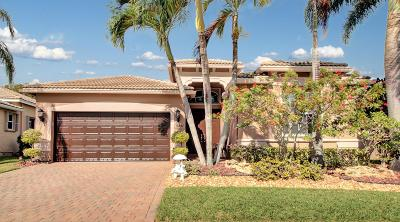 Lake Worth Single Family Home For Sale: 8847 Via Avellino