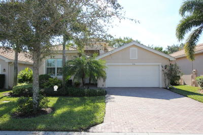 Boynton Beach Single Family Home For Sale: 9566 Sail Palm Court