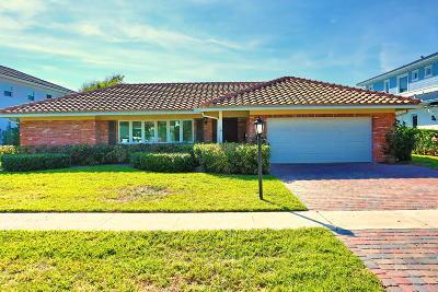 Boca Raton Single Family Home For Sale: 778 NE 33rd Street