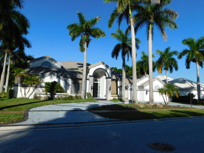 Boca Raton Single Family Home For Sale: 7359 Ballantrae Court
