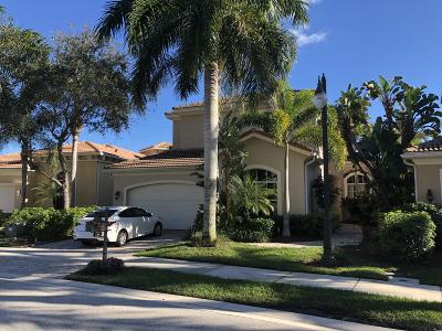 Palm Beach Gardens FL Single Family Home For Sale: $539,000
