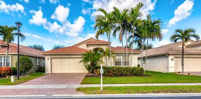 Boynton Beach Single Family Home For Sale: 10561 Sunset Isles Court