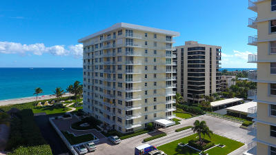 Juno Beach Condo For Sale: 500 Ocean Drive #E-3a