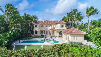 Palm Beach County Single Family Home For Sale: 1555 Ocean Boulevard